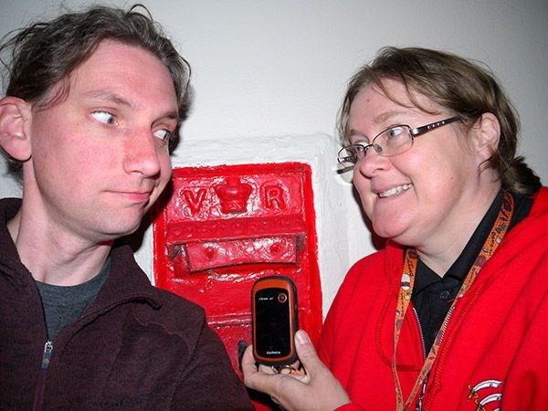 2 Fools At A Postbox