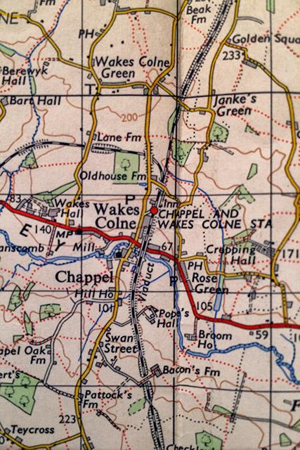 Chappel & Wakes Colne