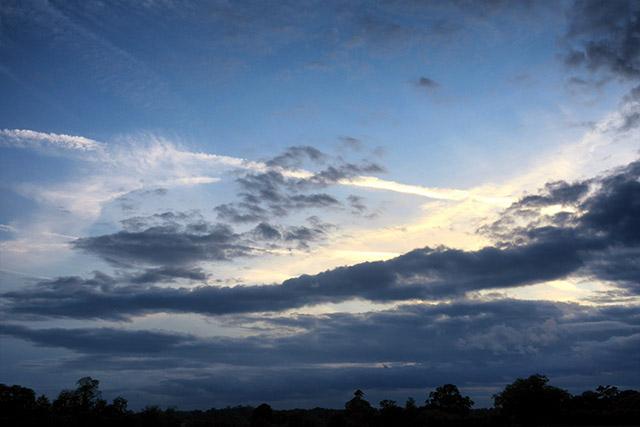 Hatfield Peverel Sky