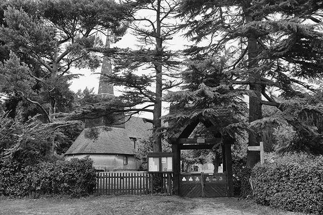 Navestock Church