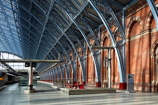 St. Pancras Concourse