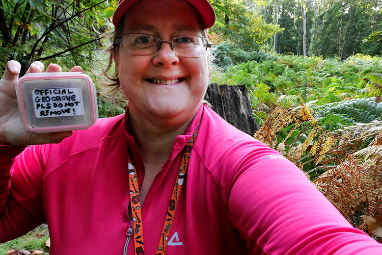 Gotcha! GC177, England's 2nd Oldest Cache