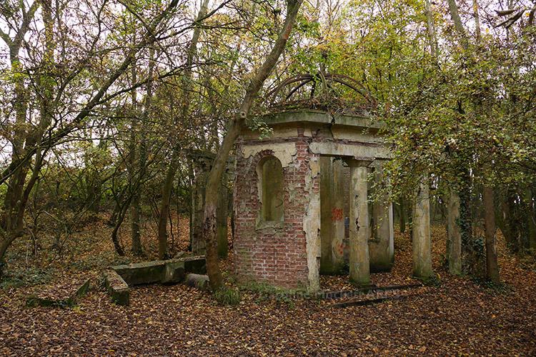 Martin's Hole Ruin