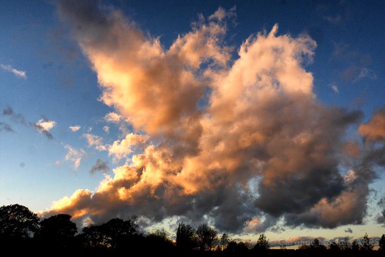 Nice Cloudscape