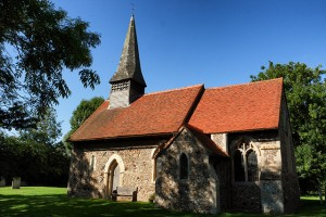 All Saints, Ulting - The Red Indian Church