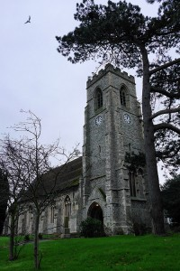 All Saints Church, Walton