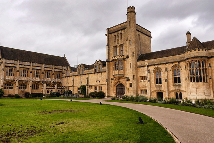 Lovely Old College