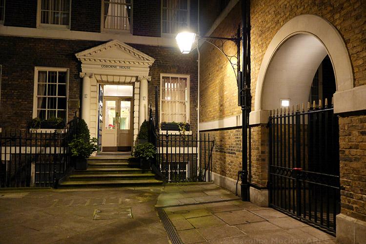 No. 12 Devonshire Square