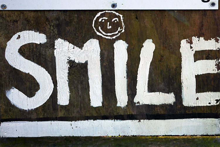 SMILE - You've Found Lots Of Smileys Today!