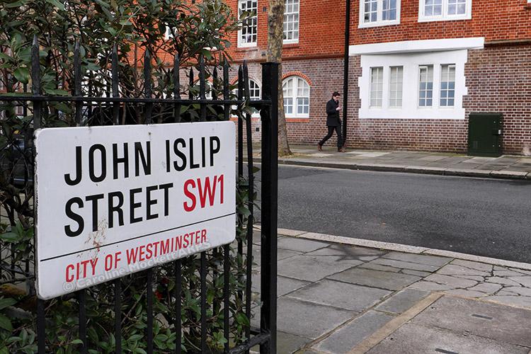 Abbott John Islip