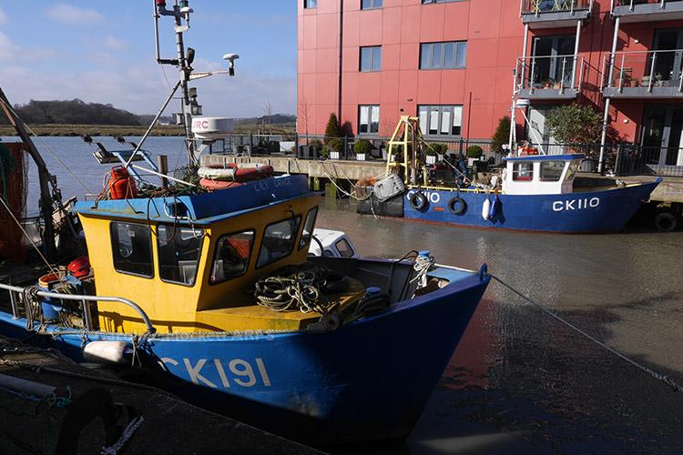 Boats Afloat