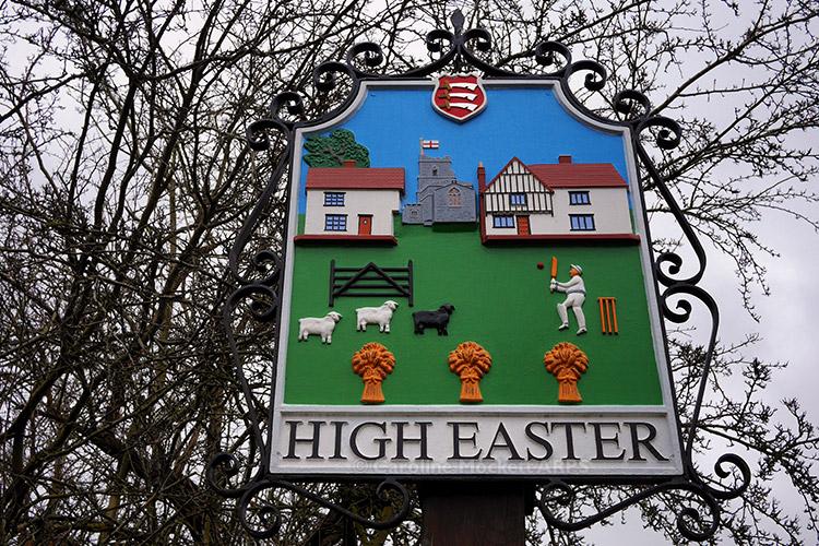 High Easter, VS560