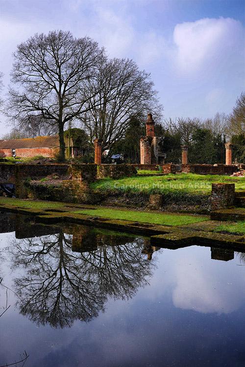 Remains Of Scadbury Manor