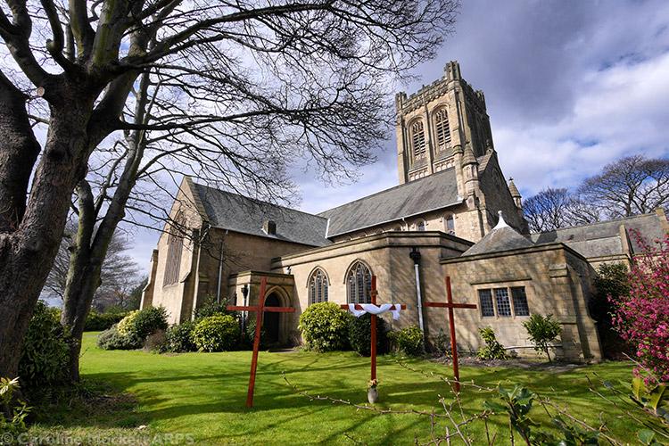 St. Gabriel's, Heaton
