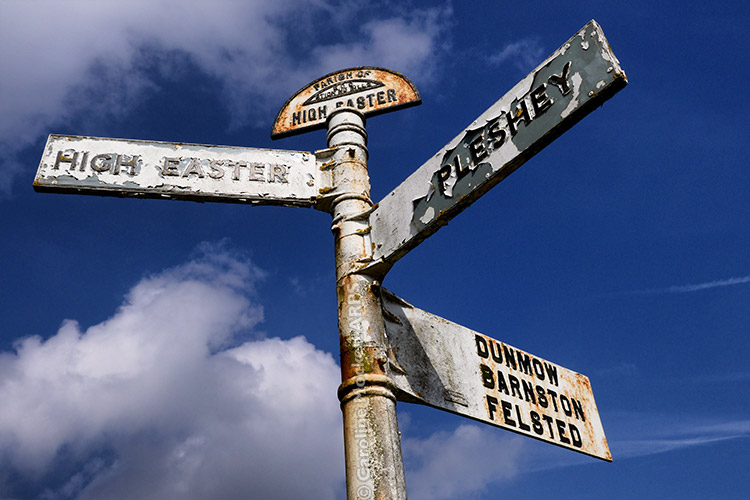 Which Way To The Essex Way?
