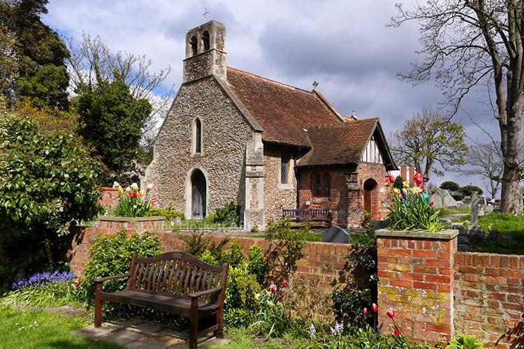 Pretty Church, Sadly A DNF
