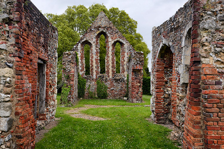 The Ruin Of St. Giles