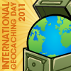 International Geocaching Day 2011 Earned on 20/08/2011