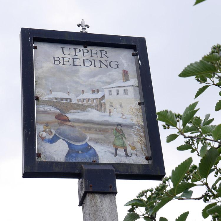 Upper Beeding VS