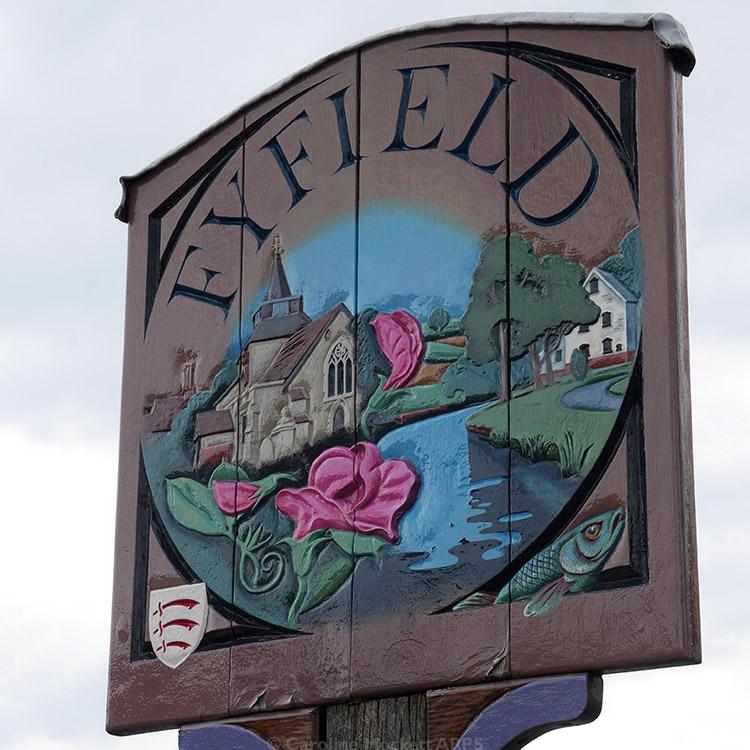 In Fyfield