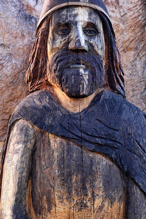Wooden Dude