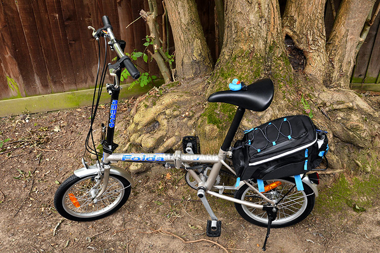 LQ And TheFolding Geo-Bike