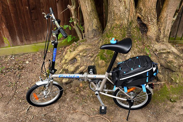 LQ And TheFolding Geo-Bike