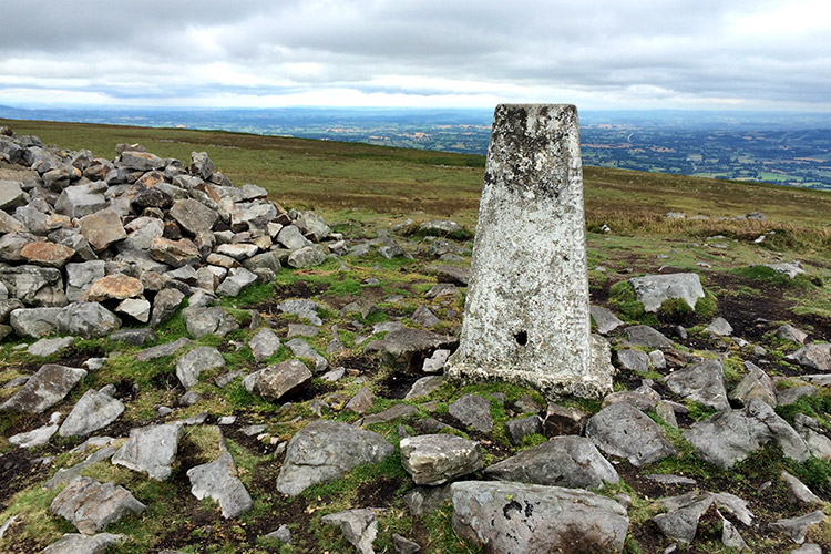 Summit View & Trig Point