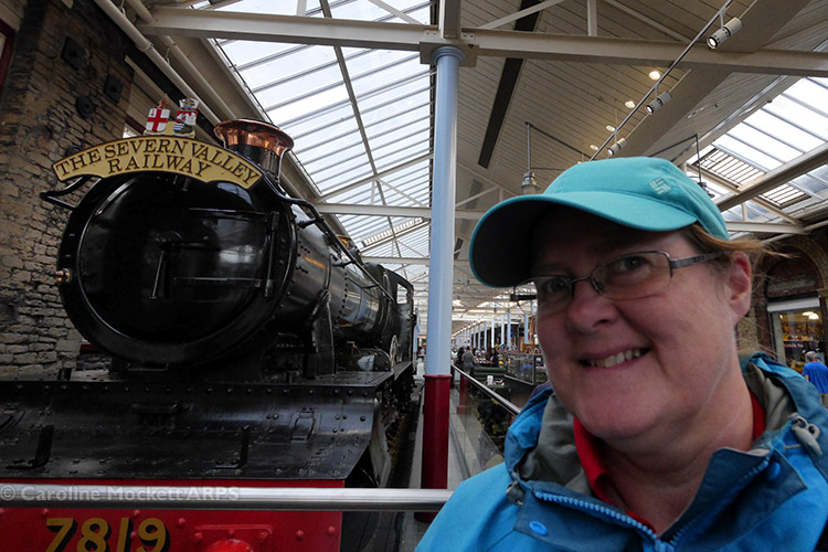 REALLY SideTracked - Steam Power (Swindon)