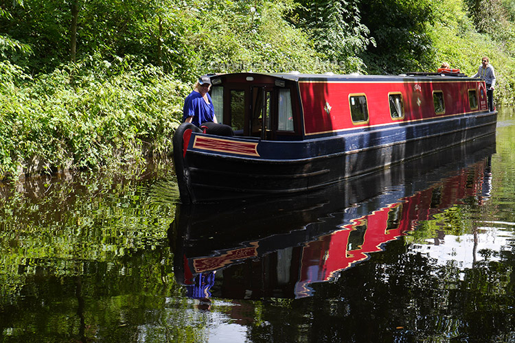 Lovely Canal Boat