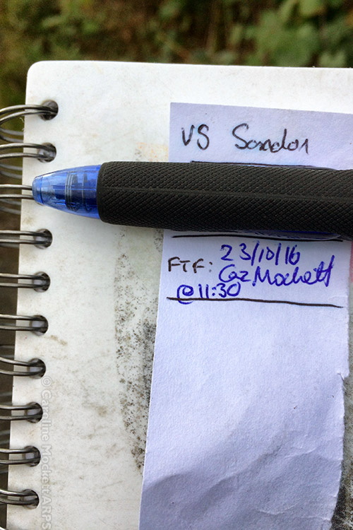 FTF No. 45 - VS Sandon