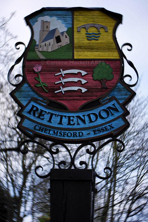 Rettenden Village Sign